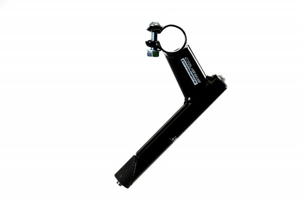 Колче за кормило 1'' Crussis Components, 70 мм, 25.4 мм, метално, черно