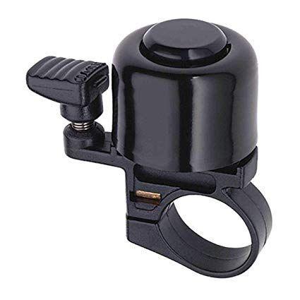 Звънец Nuvo 31.8 мм черен