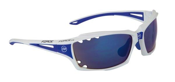 Очила Force Vision White