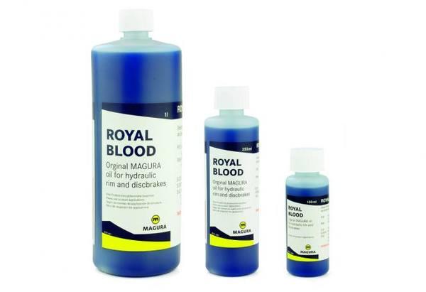 Спирачно масло Magura Royal Blood 1000ml.