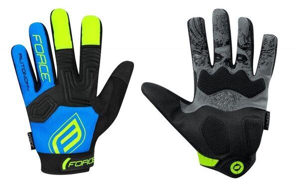 Есенно-пролетни  MTB ръкавици Force Autonomy