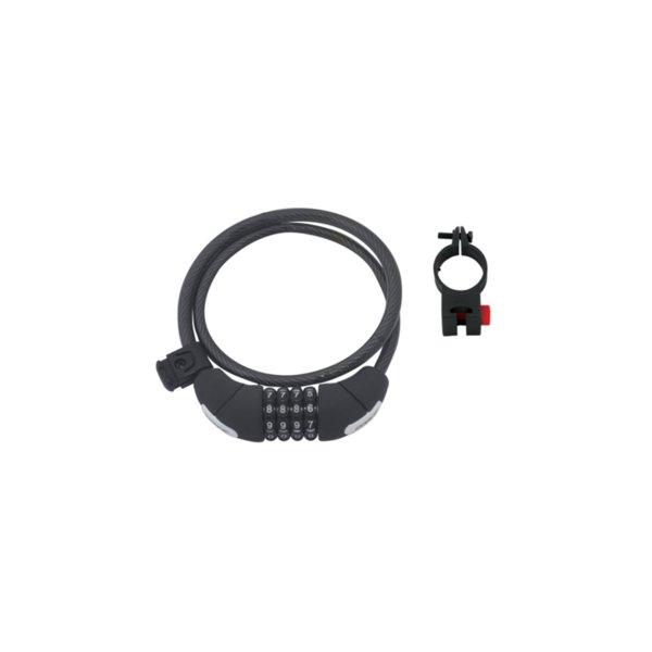 Катинар спирала Force Lux 85см/10мм черен