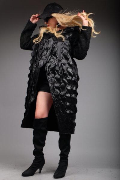 Впечетляващо палто  от кашмир