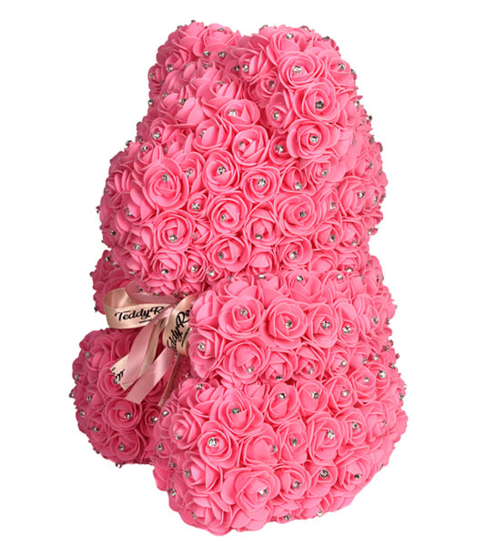 Teddy Rose Mid (Bonbon Pink Diamond Limited) Available only for Europe.