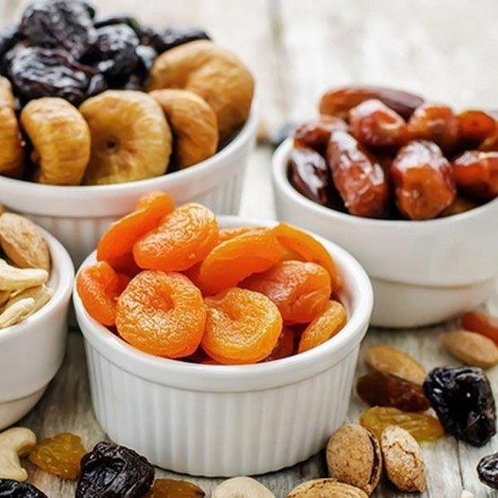 Сушени плодове