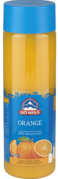 Натурален сок Портокал 100% Olympus 1л