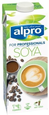 Соева напитка Alpro за професионалисти 1л