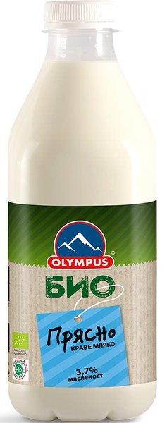 Био Прясно Мляко Olympus 3,7% 1 л