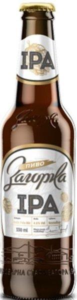 Бира Загорка IPA 4.8% 330мл