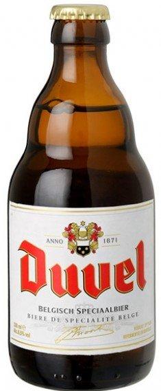 Бира Duvel Belgian Ale 8.5% 330мл