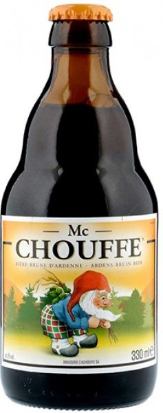 Бира Mc Chouffe Belgian Strong Ale 8% 330мл