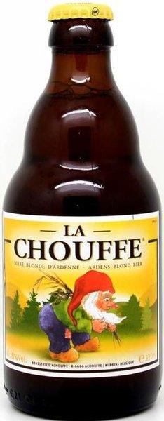 Бира La Chouffe Belgian Golden Ale 8% 330мл