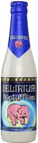 Тъмна бира Delirium Nocturnum Strong Dark Beer 8.5% 330мл