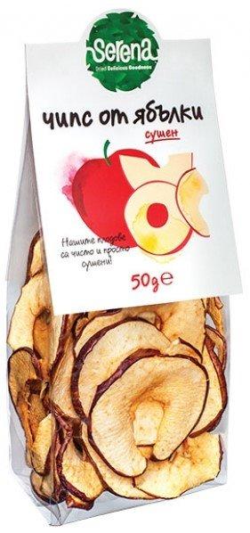 Чипс от ябълки Serena 50гр