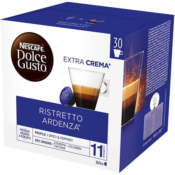 NESCAFE Dolce Gusto Espresso Ristretto Ardenza Magnum кафе капсули, 30 напитки