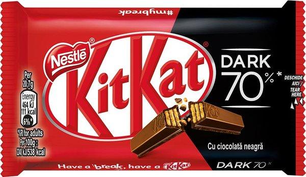 Шоколадов десерт KIT KAT Dark 41,5гр