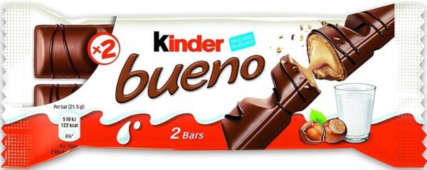 Киндер Буено Kinder Bueno 43 г