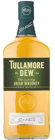 Уиски Tullamore D.E.W. 0,7л