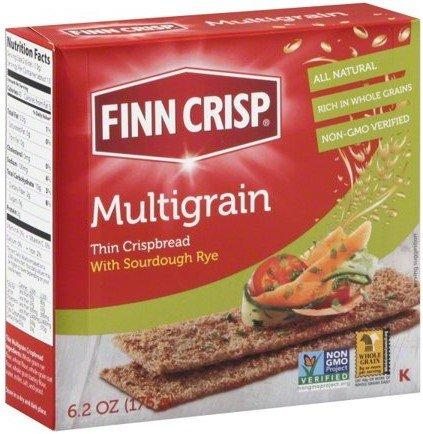 Многозърнести сухари тънки Finn Crisp 175гр