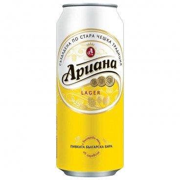 Бира Ариана Lager 500мл кен