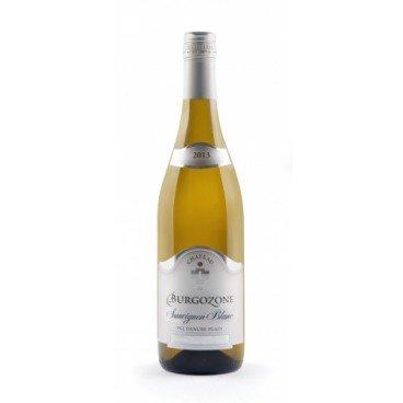 Бяло вино шардоне chateau burgozone 0,75л
