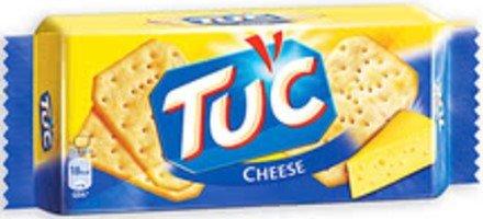 Крекери TUC сирене 100гр