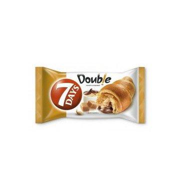 Кроасан какао карамел 7days Double Max 80гр