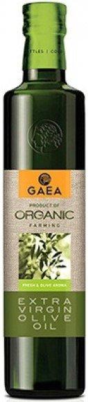 Био зехтин екстра върджин GAEA Organic, стъкло 500мл