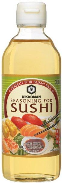 Оризов оцет Kikkoman за суши 300мл