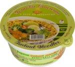 Инстантни спагети - зеленчуци в купа UniFood 75гр