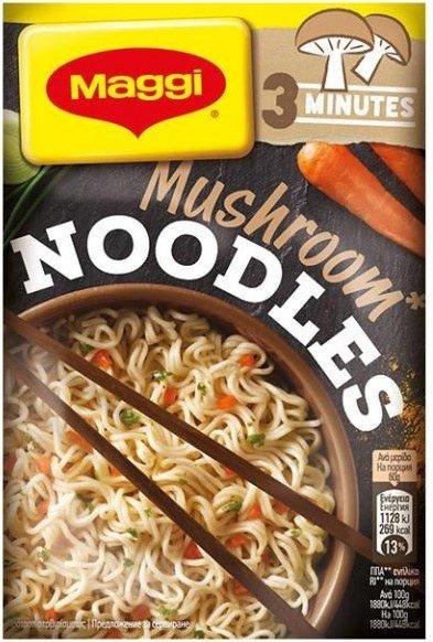 Инстантни спагети Гъби Maggi Noodles 60гр