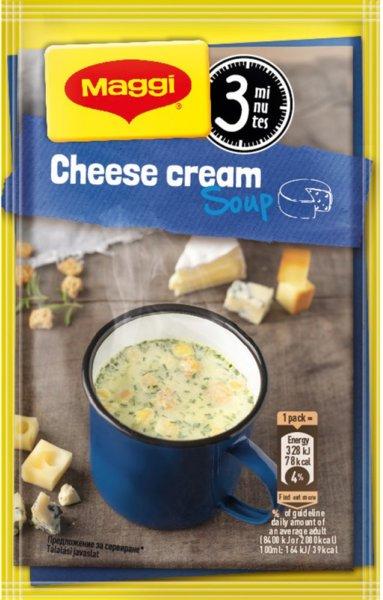 Супа със сирена и крутони Maggi Вкусна чаша 19гр