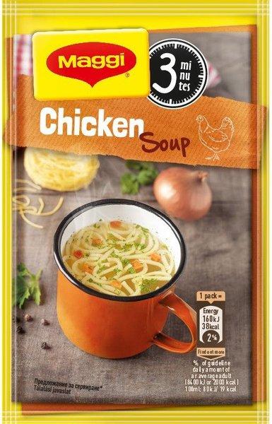 Пилешка супа с фиде Maggi 12гр