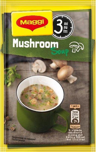 Гъбена супа с крутони Maggi 19гр