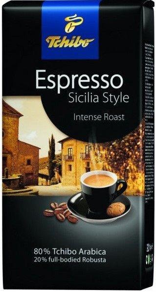 Кафе на зърна Tchibo Espresso Sicilia Style 1кг