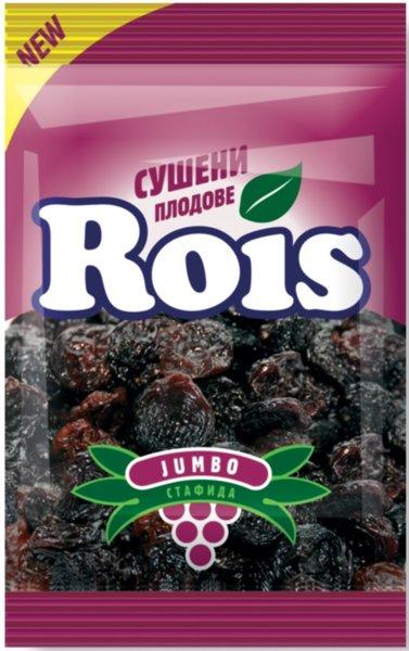 Черни стафиди Jumbo Rois 160 гр