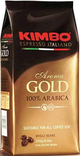 Кафе на зърна Kimbo Aroma Gold 1 кг