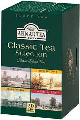 Черен чай Ahmad Tea Селекция 20бр x 2гр