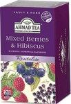 Чай Ahmad Tea Mixed Berries & Hibiscus 20бр х 2гр