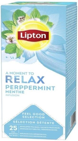 Чай Lipton Peppermint 25бр