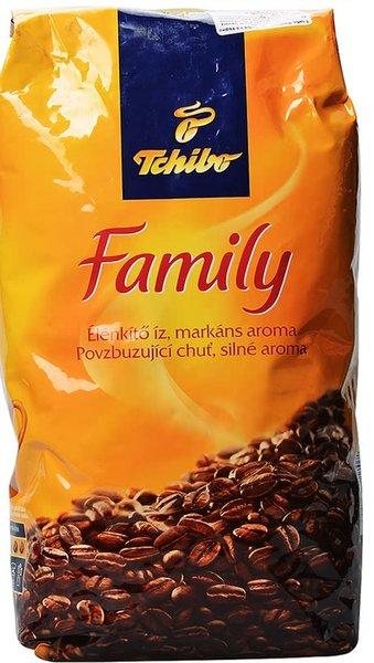 Кафе на зърна Tchibo Family 1кг