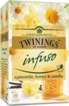 Чай Twinings Infuso лайка, мед и ванилия 20бр х 1,5гр
