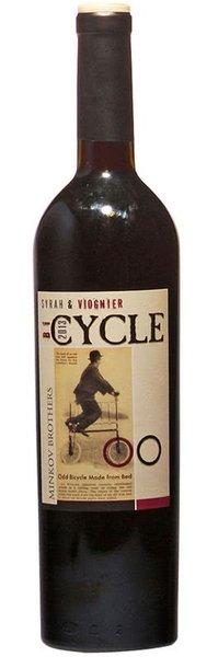 Червено вино сира & вионие  Cycle 0,75л