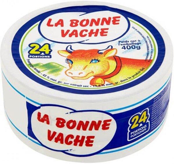 Топено сирене La Bonne Vache 24бр 400гр