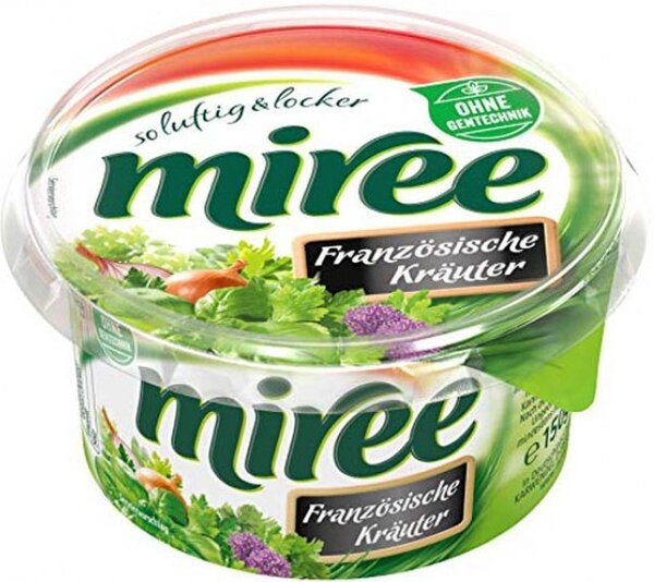 Крема сирене Miree с билки 150гр