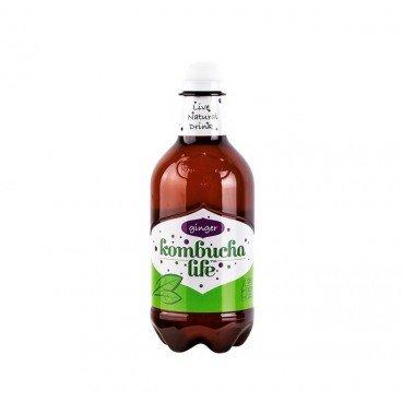 Напитка Комбуча Джинджифил Kombucha Life 500мл