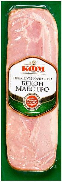 Пушен бекон Маестро КФМ 190 г
