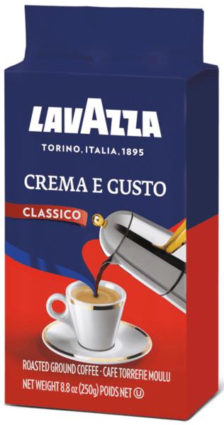 Мляно кафе Lavazza Crema e Gusto Classico 250гр