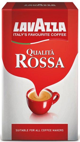 Мляно кафе LAVAZZA QUALITA ROSSA 250гр