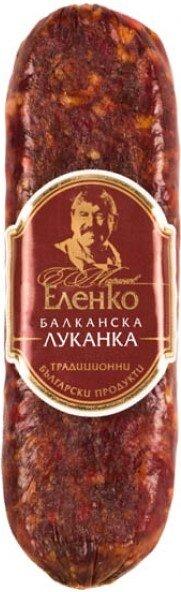 Балканска луканка Еленко (телешка) 170 г